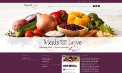 Home Page with Image Rotator