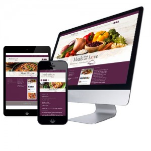 Organic Food Delivery eCommerce